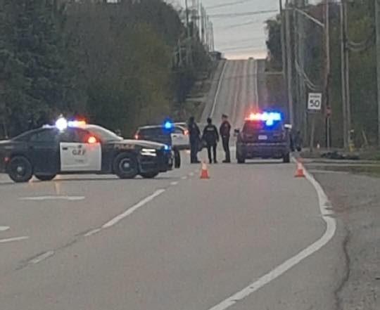 Biker seriously injured in collision on Highway 36 | Kawartha 411