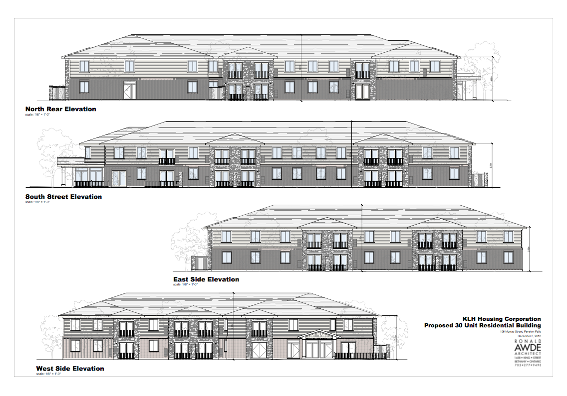 Council considering new 30 unit, mixed income model ...