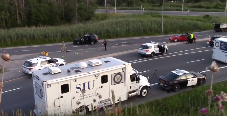 Man shot and killed, SIU investigating after police chase, crash in